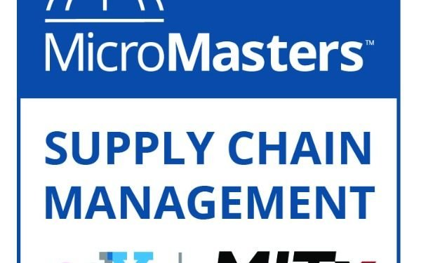 Mit Micromasters Program In Supply Chain Management