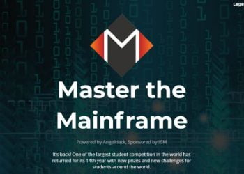 Master The Mainframe Competition Organized ByIbm And Angelhack