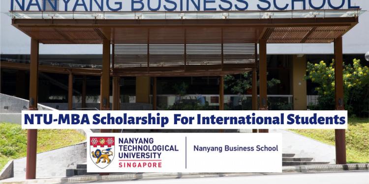 Nanyang Business School Mba Scholarships