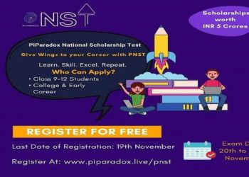 Piparadox National Scholarship Test