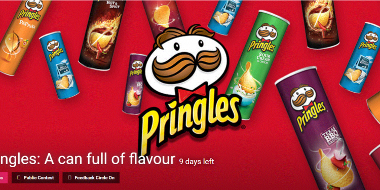 A Can Full Of Flavour Pringles Visual Design Competition