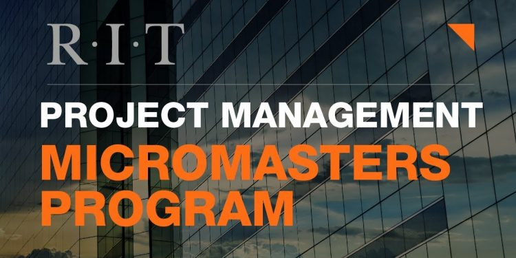 Rit Micromasters Program In Project Management