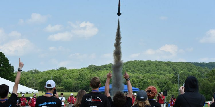 Seds-Usa Runkle Regional Rocketry Competition