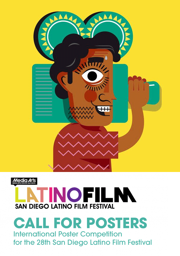 San Diego Latino Film Festival Poster Competition