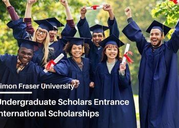 Simon Fraser University Major Entrance Awards