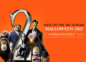 Talenthouse Global Edition Of Create A Voiceover For The Addams Family 2