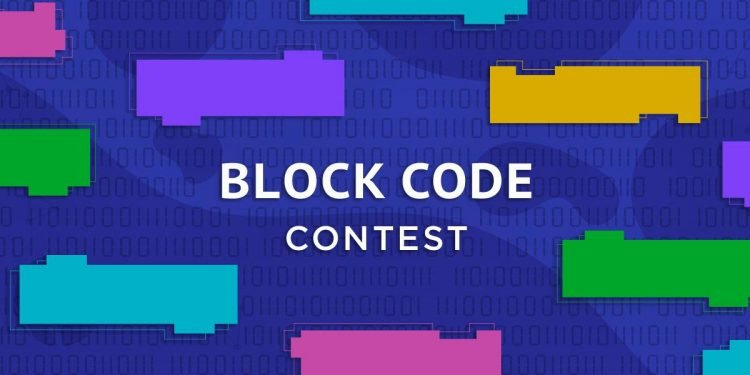 The Block Code Contest By Instructables