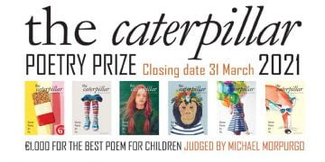 The Caterpillar Poetry Prize 2021