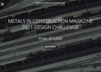 The Metals In Construction Design Challenge 2021
