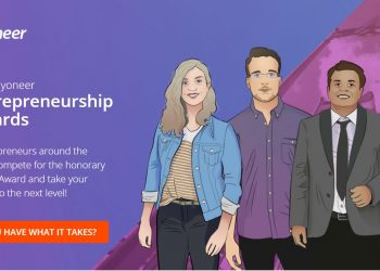 The Payoneer Entrepreneurship Awards