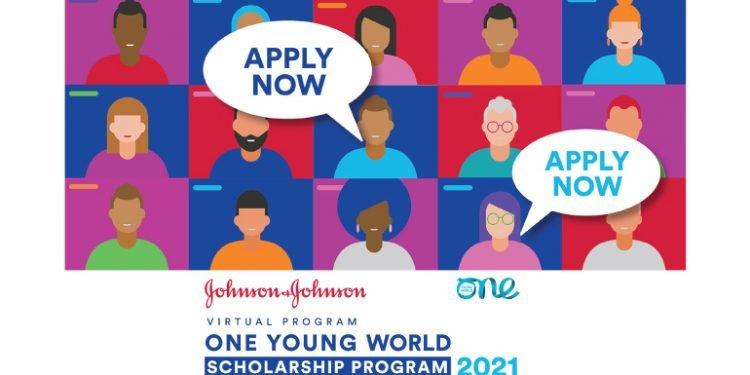 Virtual Scholarship Program From Johnson &Amp; Johnson One Young World
