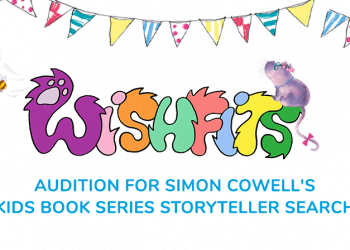 Wishfits Book Series Storyteller Search Competition
