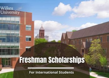 Freshman Scholarships For International Students At Wilkes University In Usa