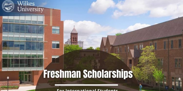 Freshman Scholarships For International Students At Wilkes University In Usa