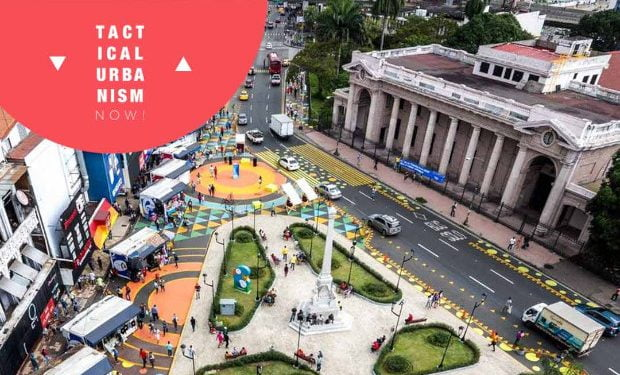 Tactical Urbanism Now Architecture Competition