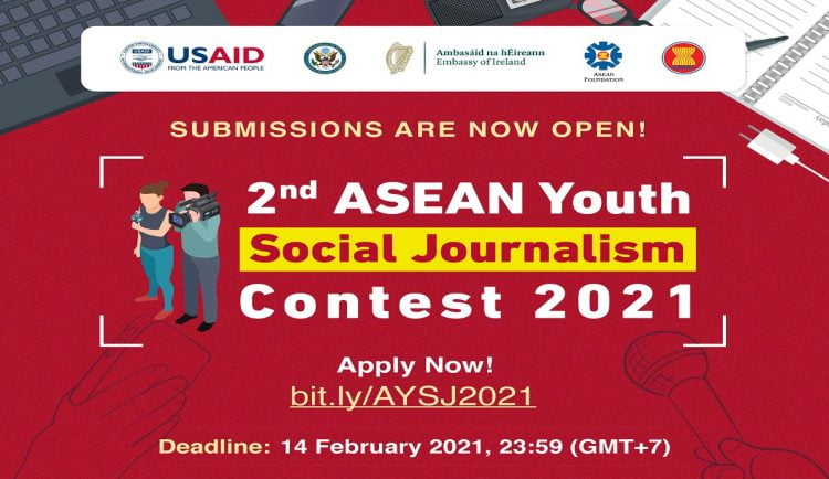 2Nd Asean Youth Social Journalism Contest 2021