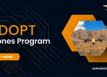 Adopt Drones Competition Supported By Aws