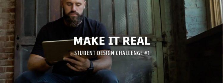 Autodesk Design Challenge - AutodeskMakeItReal