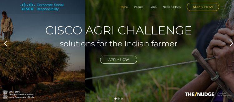 Cisco Agri Challenge - Apply Now