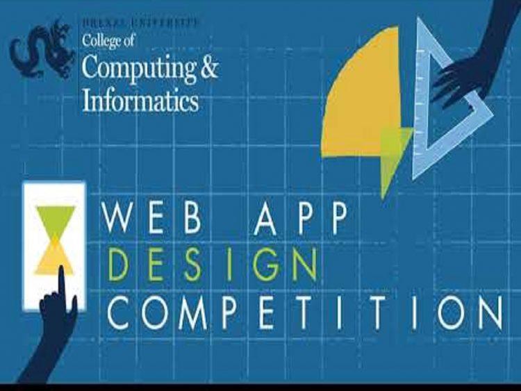 College Of Computing &Amp; Informatics Web App Design Competition