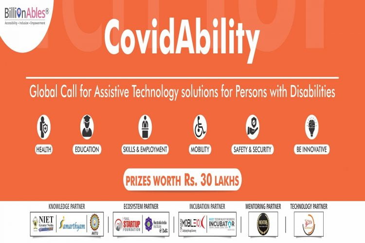 CovidAbility Global Call for Assistive Technology Solutions for Persons with Disabilities