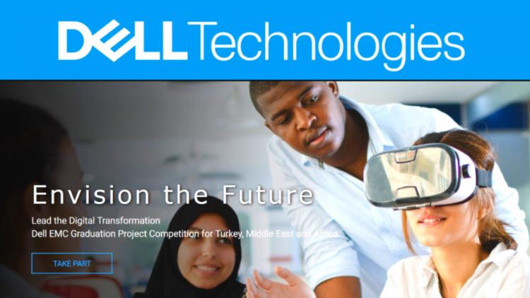 Dell Technologies Envision The Future Competition