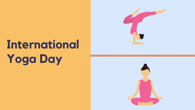 Design and Name The Mascot For International Day Of Yoga 2021