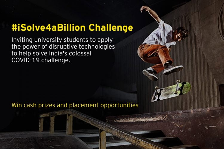 Ey Isolve4Abillion Challenge Techathon 2021