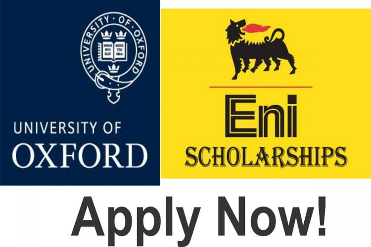 Eni Scholarships St Antony's College - University Of Oxford