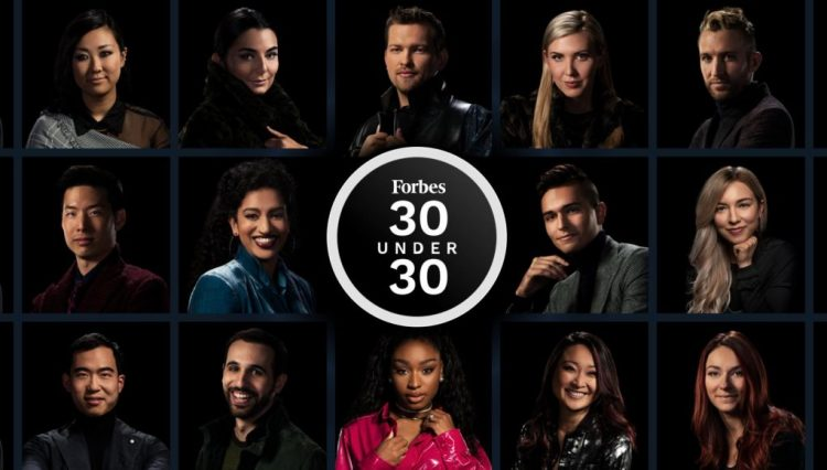 Forbes Under 30 Nominations For 2021