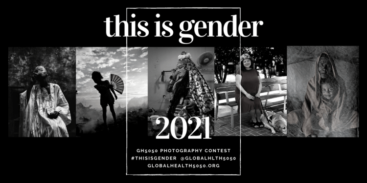 GH5050 Photography Contest This is Gender 2021