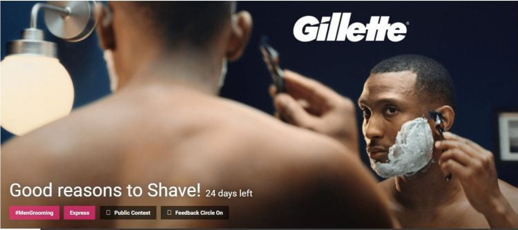 Good Reasons To Shave Competition