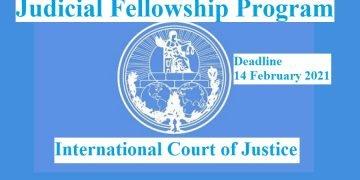 ICJ Judicial Fellowship Programme