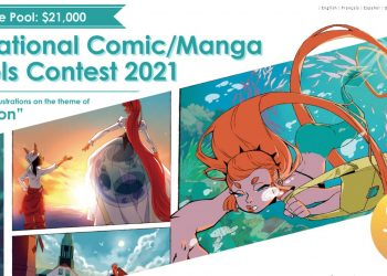 International Comic Manga Schools Contest 2021