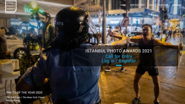 Istanbul Photography Awards 2021