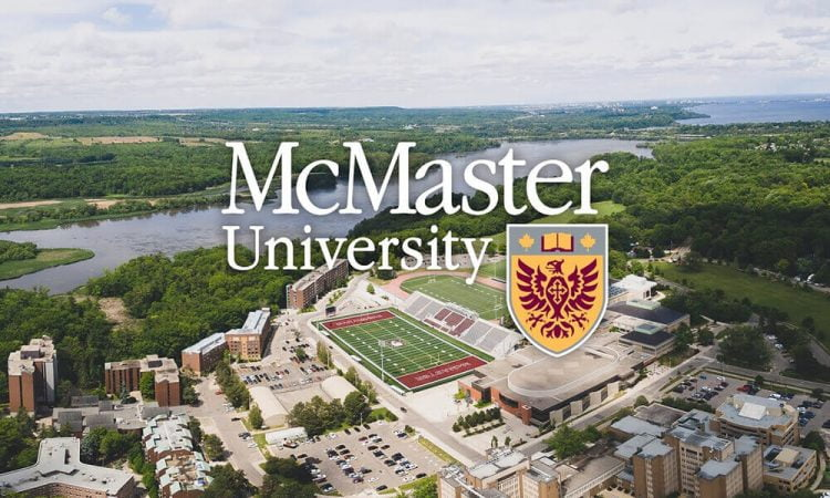 Mcmaster University Award Of Excellence