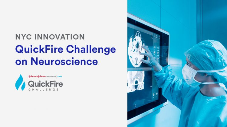 NYC Innovation Quickfire Challenge On Neuroscience