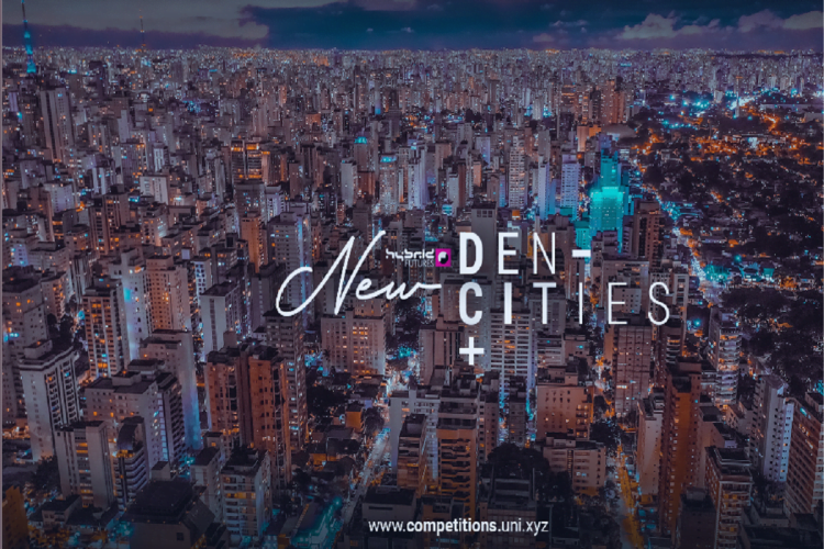 New Dencities - Post Pandemic Township Design Competition