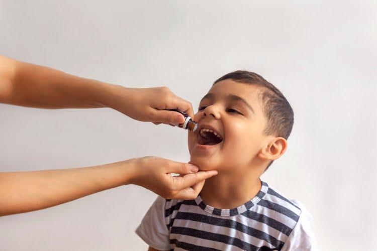 Next In Naturals Quickfire Challenge Children's Wellness