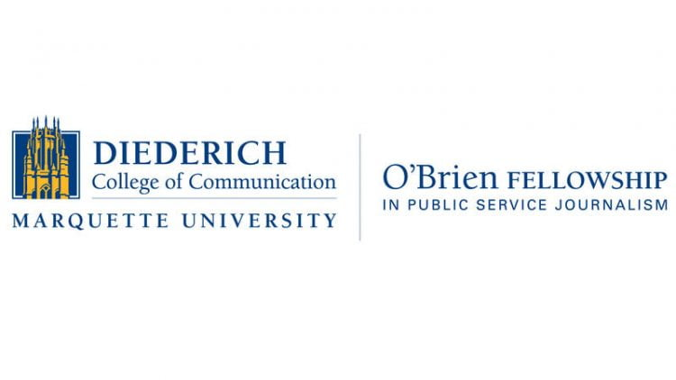 O'Brien Fellowship In Public Service Journalism