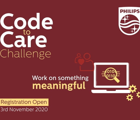 Philips Code To Care Organized ByMercer Mettl
