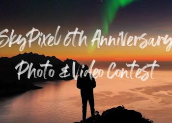 Skypixel 6Th Anniversary Aerial Photo &Amp; Video Contest
