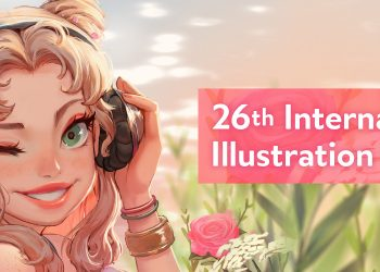 The Best Smile - 26Th International Illustration Contest