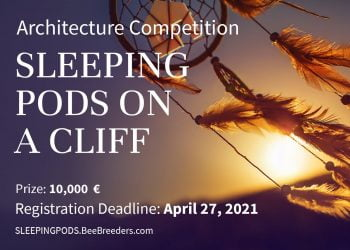 The Sleeping Pods On A Cliff Competition