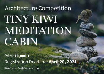 Tiny Kiwi Meditation Cabin Competition