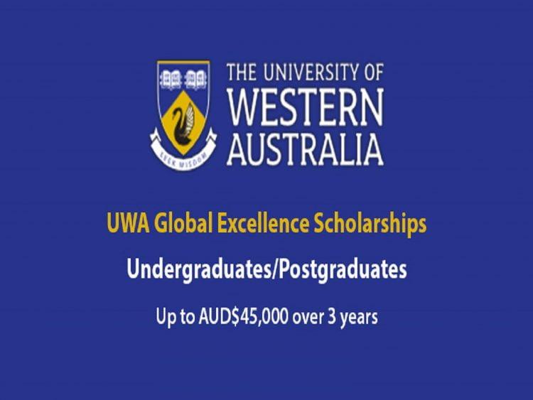UWA Global Excellence Scholarship