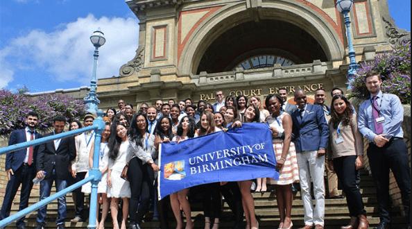 University Of Birmingham Scholarships for International Students