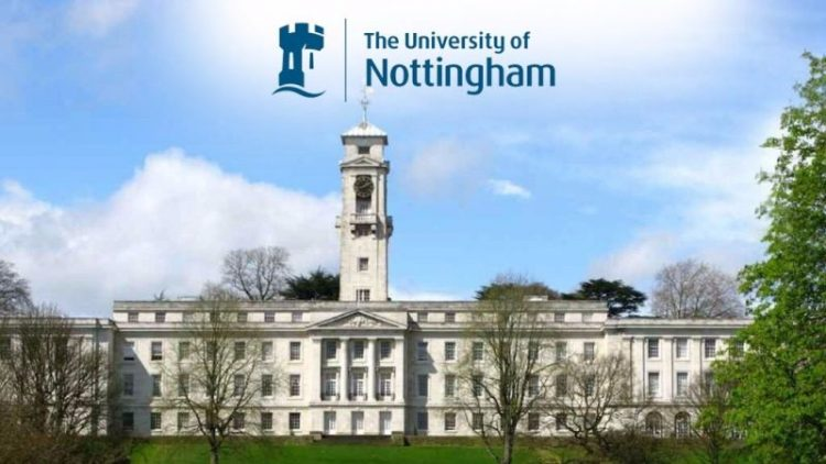 University Of Nottingham International Scholarships