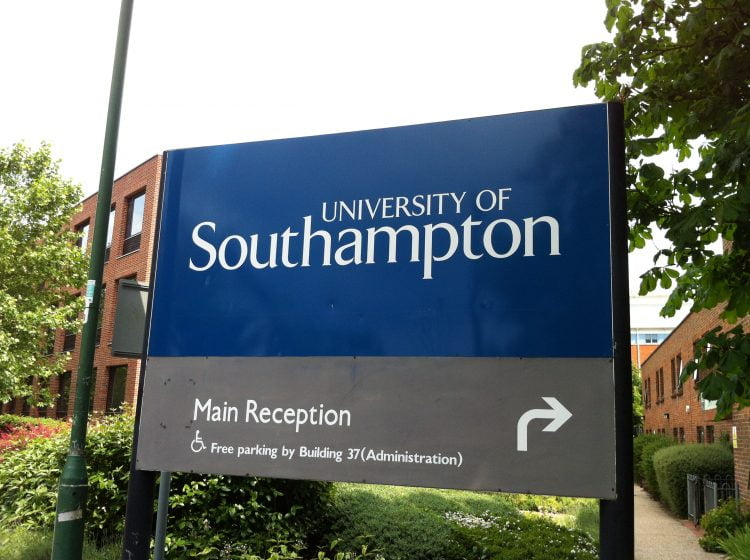 University of Southampton Merit Scholarships