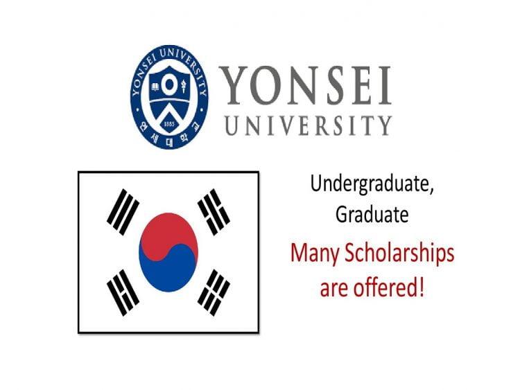 YONSEI University Campus Scholarship